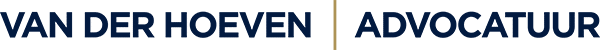 Van der Hoeven Advocatuur Logo